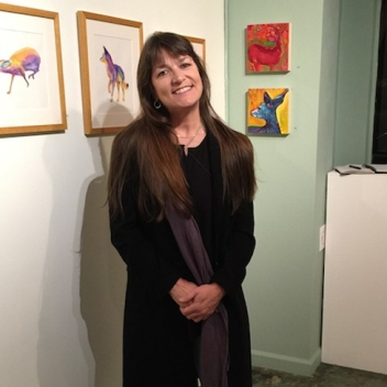 Rebecca Hamm; Image courtesy of the artist