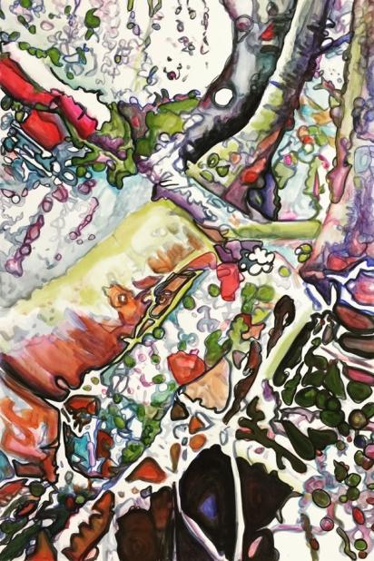 Rebecca Hamm, Untitled 5, TreeSpeak Series 1; Image courtesy of the artist