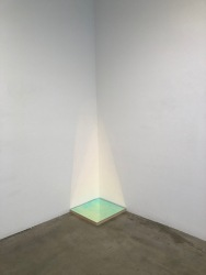 Claremont Graduate University MFA Open Studios. Reflections, MFA Graduation Show, Ladan Sedighi. Photo credit: Chelsea Boxwell.