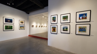 Shula Singer Arbel, Inherited Memories, Castelli Art Space; Photo Credit Kristine Schomaker