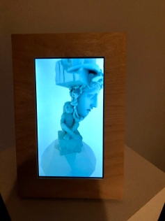 Barry Anderson, Babel, Oblique Phases, Walter Maciel Gallery; Photo credit Shana Nys Dambrot