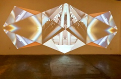 Barry Anderson, Oblique Phases [prime], Walter Maciel Gallery; Photo credit Shana Nys Dambrot