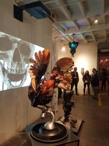 Doyle, Reanimated cock, Studio MOMÉ; Photo credit Jenny Begun