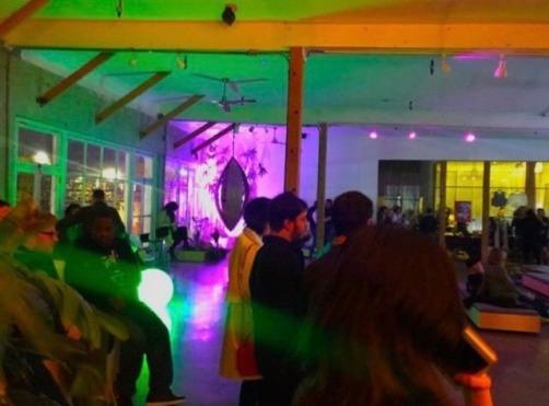 FEMMEBIT Fundraiser 2019 at NAVEL (DTLA), Femmebit 2019; Image courtesy of Janna Avner