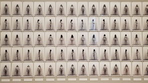 Eleanor Antin, Time's Arrow, LACMA; Photo credit Kristine Schomaker
