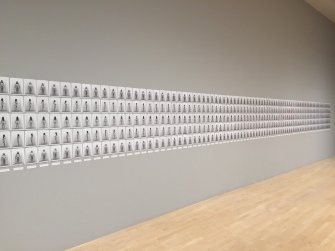 Eleanor Antin, Time's Arrow, LACMA; Photo credit Lorraine Heitzman