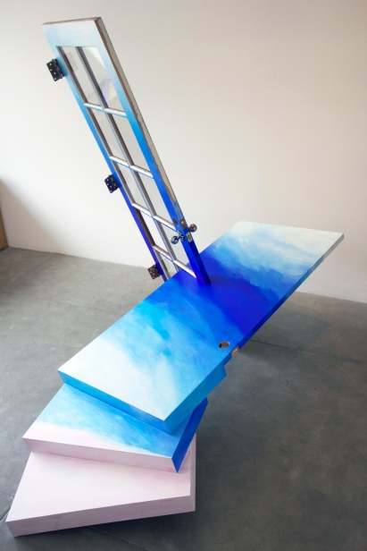 Alice Marie Perreault, One Step Removed, Flux Art Space; Image courtesy of the artist