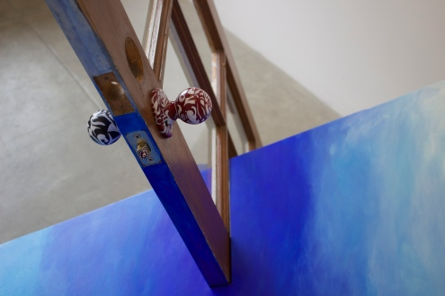 Alice Marie Perreault, Knobs, One Step Removed, Flux Art Space; Image courtesy of the artist