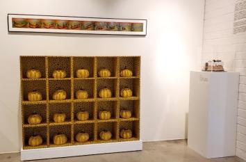 Yayoi Kusama, Pop Culture, Ronald H. Silverman Fine Arts Gallery; Photo credit Kristine Schomaker
