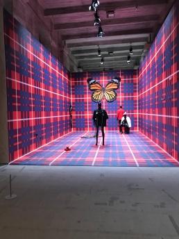 Anthea Hamilton, Venice Biennale; Photo credit Sydney Walters