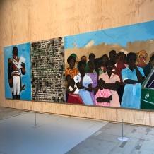 Henry Taylor, Venice Biennale; Photo credit Sydney Walters