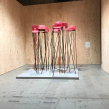 Jesse Darling, Venice Biennale; Photo credit Sydney Walters