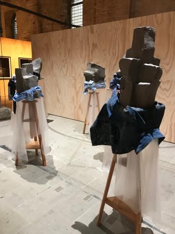 Maria Loboda, Venice Biennale; Photo credit Sydney Walters
