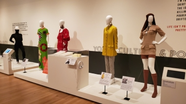 Rudi Gernreich, Fearless Fashion, Skirball Cultural Center; Photo credit Kristine Schomaker