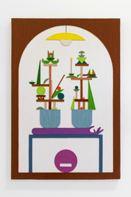 Chris Bogia, Archway IV, Roommates, Shulamit Nazarian; Image courtesy of the gallery