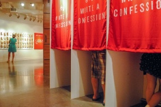 Candy Chang, Confessions, In Common, Wonderspaces; Image courtesy of the artist