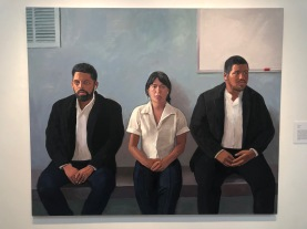 Dan Mcleary, Narrative Painting in Los Angeles, Craig Krull Gallery; Photo credit Betty Brown