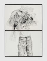 Kenturah Davis, Breaking the Air, Punch Curated by Nina Chanel Abney, Jeffrey Deitch; Photo credit Elon Schoenholz