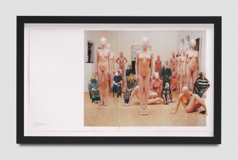 Narcissister, Untitled (Old ladies sitting, after Vanessa Beecroft), Punch Curated by Nina Chanel Abney, Jeffrey Deitch; Photo credit Elon Schoenholz