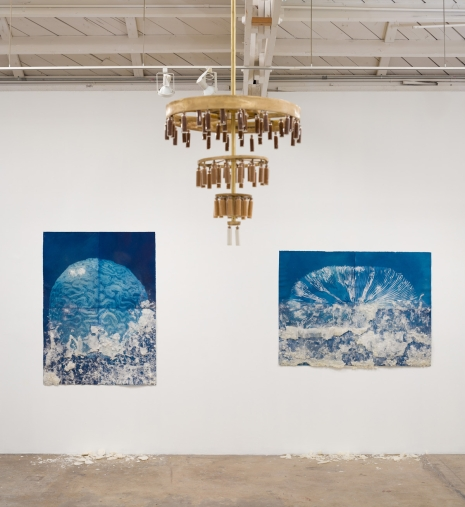Andrea Chung, Only to meet nothing that wants you, Klowden Mann; Image courtesy of the gallery