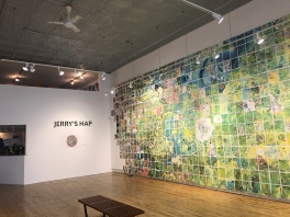 Jerry's World, Intuit Gallery; Photo credit Genie Davis