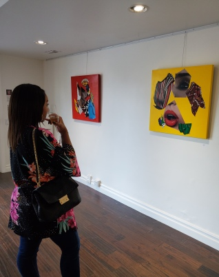 Vakseen, Gallery 30; Photo credit Genie Davis