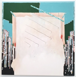 Alison Miller, LA Painting, MOAH; Photo credit Kristine Schomaker