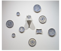 Elyse Pignolet, You Should Calm Down, Track 16 Gallery; Image courtesy of the gallery