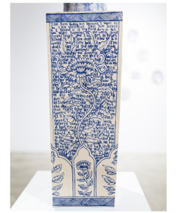Elyse Pignolet, Testimony, You Should Calm Down, Track 16 Gallery; Image courtesy of the gallery