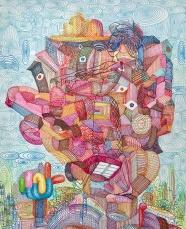 Ric Heitzman, Ipso Facto; Image courtesy of the artist