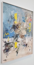 Petra Cortright, LA Painting, MOAH; Photo credit Kristine Schomaker