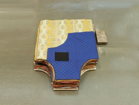 Plinth for Aprons © Theaster Gates, Courtesy Regen Projects, Los Angeles
