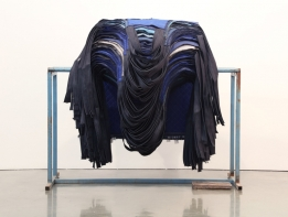 Rack of Aprons © Theaster Gates, Courtesy Regen Projects, Los Angeles