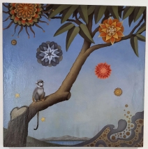 Susan McConnell, LA Painting, MOAH; Photo credit Kristine Schomaker