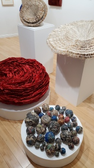 Echiko Ohira, Finding the Center, Craft Contemporary; Photo credit Kristine Schomaker