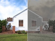 Kris Hodson Moore, Reconstruction; Image courtesy of the artist