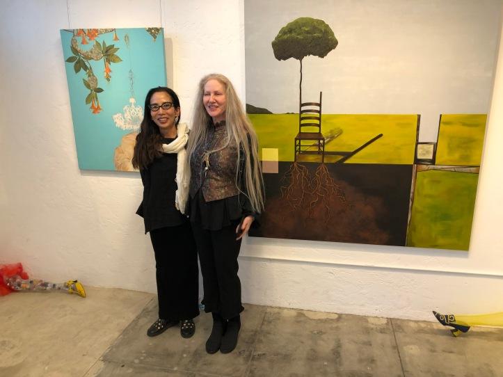 Kaoru Mansour and Kira Vollman (2)