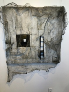 Kira Vollman, Uncommon Denominators, ARK Gallery; Photo credit Betty Brown