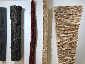 Echiko Ohira, Finding the Center, Craft Contemporary; Photo credit Genie Davis