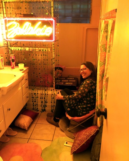 Zolshie Tarot Readings, Parlor December 2018; Photo credit Sophia Allison