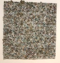 Neda Alhilali, Pearly Gates, With Pleasure: Pattern and Decoration in American Art 1972–1985, MOCA Grand Avenue; Photo credit David S. Rubin