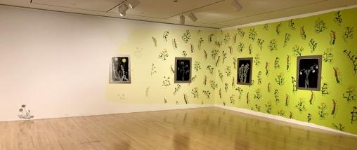 Cynthia Carlson, Tough Shift for M.I.T., With Pleasure: Pattern and Decoration in American Art 1972–1985, MOCA Grand Avenue; Photo credit David S. Rubin