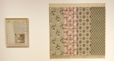 Tina Girouard, Wall's Wallpaper I, With Pleasure: Pattern and Decoration in American Art 1972–1985, MOCA Grand Avenue; Photo credit David S. Rubin