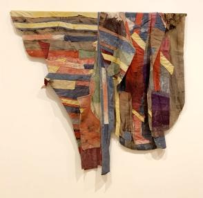 Al Loving, Untitled, With Pleasure: Pattern and Decoration in American Art 1972–1985, MOCA Grand Avenue; Photo credit David S. Rubin