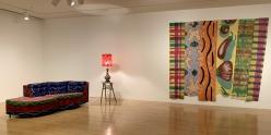 Kim McConnell, With Pleasure: Pattern and Decoration in American Art 1972–1985, MOCA Grand Avenue; Photo credit David S. Rubin