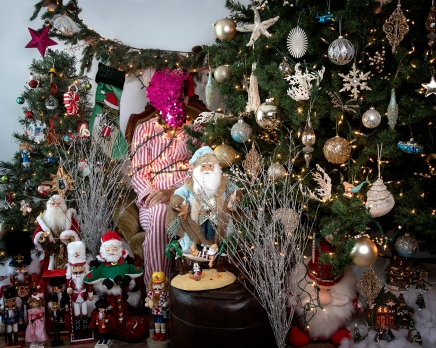 Amanda Schilling, Merry Fn Christmas; Image courtesy of the artist