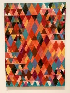 Arlene Slavin, Raj, With Pleasure: Pattern and Decoration in American Art 1972–1985, MOCA Grand Avenue; Photo credit David S. Rubin