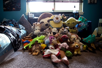 Amanda Schilling, Surplus of Stuffies; Image courtesy of the artist