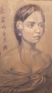 Aihua Z. Pearce, Women by Women 2020, SoLA Contemporary; Photo credit Kristine Schomaker