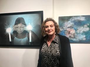 Aline Mare, Women by Women 2020, SoLA Contemporary; Photo credit Genie Davis